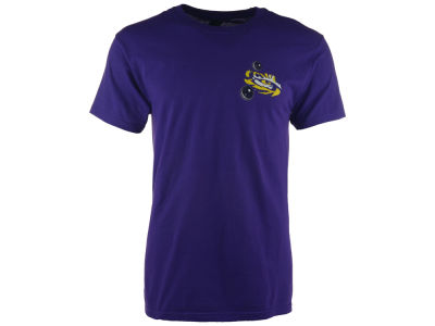 LSU Tigers NCAA Men's Bottlecap T-Shirt