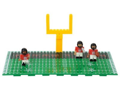 Texas Tech Red Raiders OYO Endzone Set