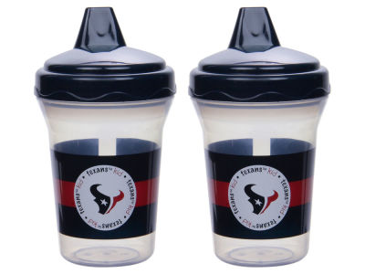 Houston Texans 2-pack Sippy Cup Set