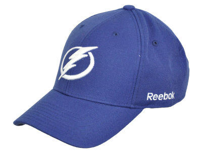Tampa Bay Lightning Reebok NHL Core Basic Adjustable Cap