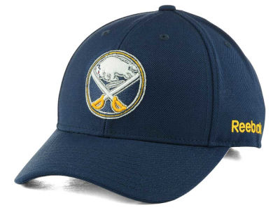 Buffalo Sabres Reebok NHL Core Basic Adjustable Cap