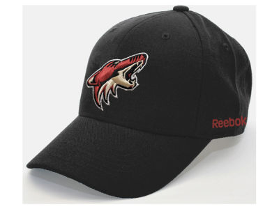 Arizona Coyotes Reebok NHL Core Basic Adjustable Cap