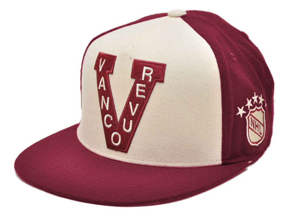 super popular c5e55 f5293 ... discount code for vancouver millionaires reebok nhl chase vintage snapback  cap 639e5 c3a75