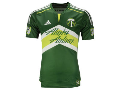 Portland Timbers adidas MLS Men's Primary Authentic Jersey