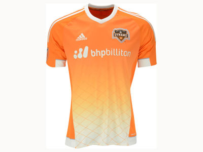 Houston Dynamo adidas MLS Men's Primary Replica Jersey