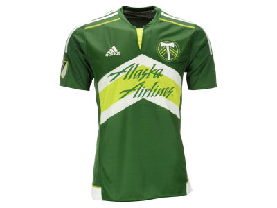 Portland Timbers adidas MLS Men's Primary Replica Jersey