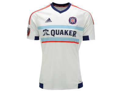 Chicago Fire adidas MLS Men's Secondary Replica Jersey