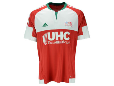 New England Revolution adidas MLS Men's Secondary Replica Jersey