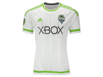 Seattle Sounders FC adidas MLS Men's Secondary Replica Jersey