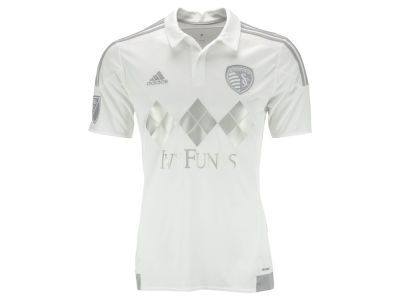 Sporting Kansas City adidas MLS Men's Third Replica Jersey