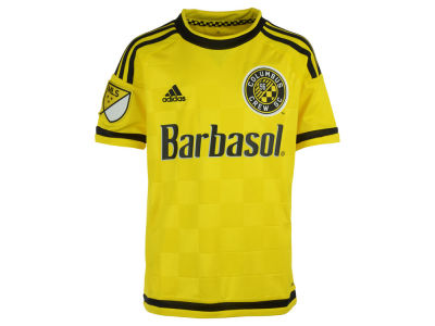 Columbus Crew SC adidas MLS Youth Primary Replica Jersey