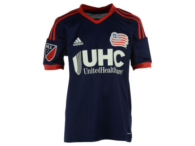New England Revolution adidas MLS Youth Primary Replica Jersey