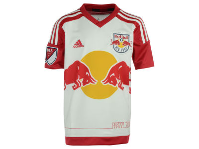 New York Red Bulls adidas MLS Youth Primary Replica Jersey