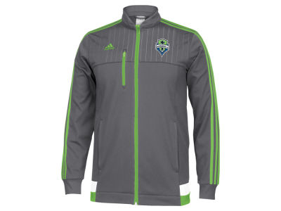 Seattle Sounders FC adidas MLS Men's Anthem Full Zip Track Jacket