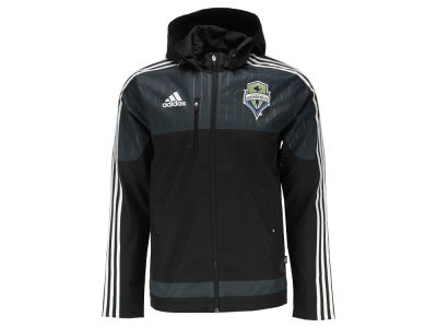 Seattle Sounders FC adidas MLS Men's Coaches Sideline Jacket