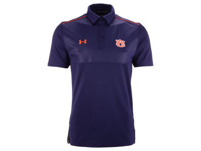 Auburn Tigers Under Armour NCAA Men's 2014 Ultimate Sideline Polo Shirt