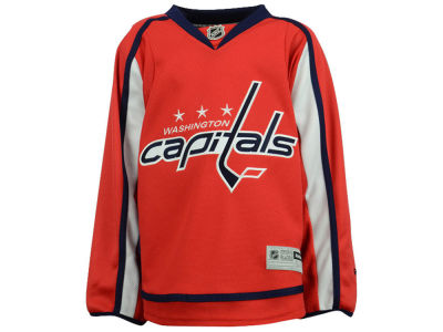 Washington Capitals NHL Youth Edge Jersey