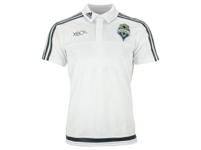 Seattle Sounders FC adidas MLS Men's Training Polo Shirt