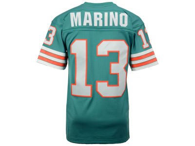 Miami Dolphins Dan Marino Mitchell and Ness NFL Replica Throwback Jersey