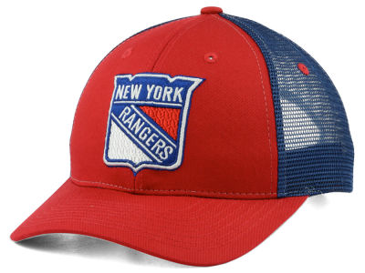 New York Rangers Zephyr NHL Biscuit 2.0 Hat