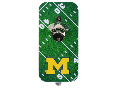 Michigan Wolverines Clink N Drink Magnetic Bottle Opener