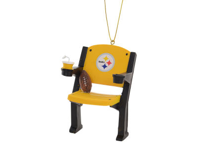 Pittsburgh Steelers Stadium Chair Ornament