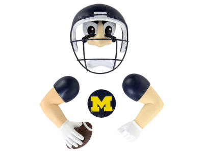 Michigan Wolverines Tree Face