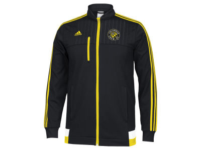 Columbus Crew SC adidas MLS Men's Anthem Full Zip Track Jacket