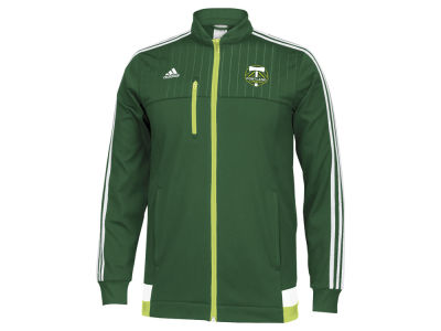 Portland Timbers adidas MLS Men's Anthem Full Zip Track Jacket