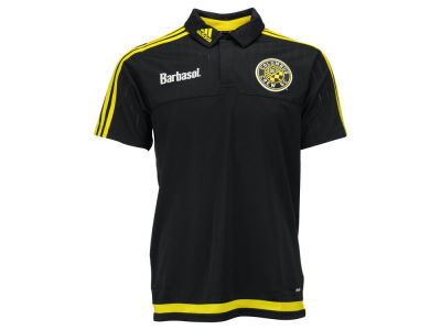 Columbus Crew SC adidas MLS Men's Game Wear Polo Shirt