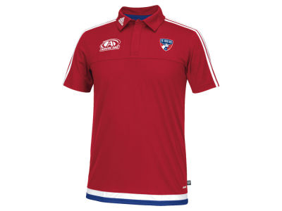 FC Dallas adidas MLS Men's Game Wear Polo Shirt