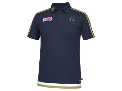 Philadelphia Union adidas MLS Men's Game Wear Polo Shirt