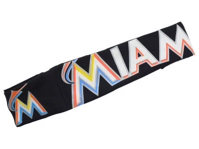 Miami Marlins Fan Band Headband