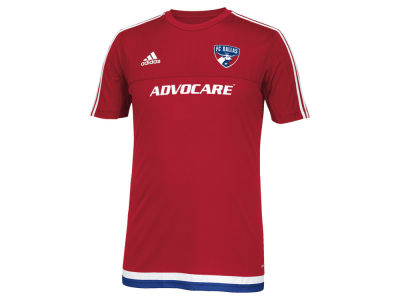 FC Dallas adidas MLS Men's Pre-Game Training Shirt