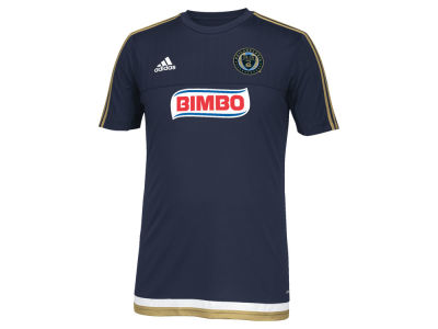 Philadelphia Union adidas MLS Men's Pre-Game Training Shirt