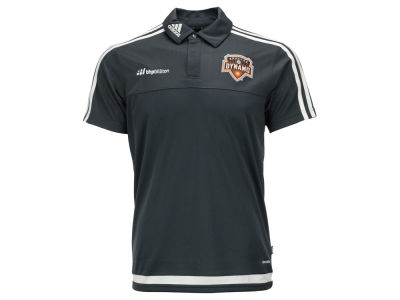 Houston Dynamo adidas MLS Men's Training Polo Shirt