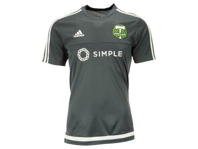 Portland Timbers adidas MLS Training Top