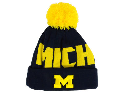 Michigan Wolverines adidas NCAA Youth 2014 Player Knit