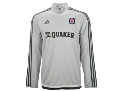 Chicago Fire adidas MLS Long Sleeve Training Top
