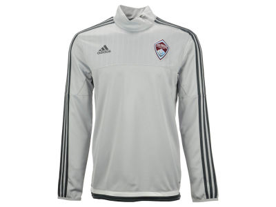 Colorado Rapids adidas MLS Long Sleeve Training Top