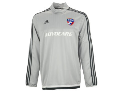 FC Dallas adidas MLS Long Sleeve Training Top