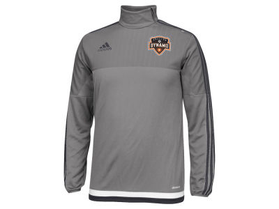 Houston Dynamo adidas MLS Long Sleeve Training Top