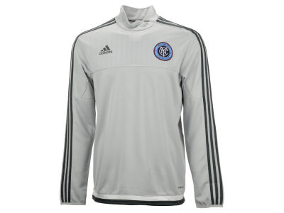 New York City FC adidas MLS Long Sleeve Training Top