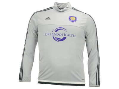 Orlando City SC adidas MLS Long Sleeve Training Top