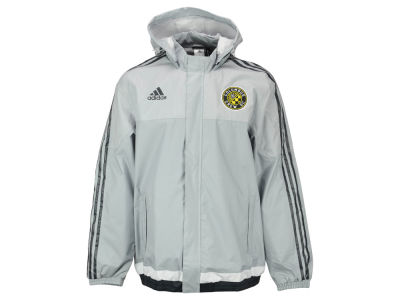 Columbus Crew SC adidas MLS Men's Rain Jacket