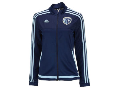 Sporting Kansas City adidas MLS Women's Anthem Jacket