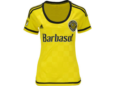 Columbus Crew SC adidas MLS Women's Primary Replica Jersey