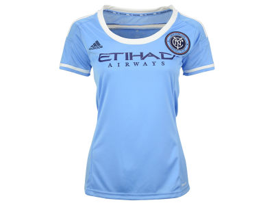 New York City FC adidas MLS Women's Primary Replica Jersey