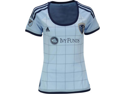 Sporting Kansas City adidas MLS Women's Primary Replica Jersey
