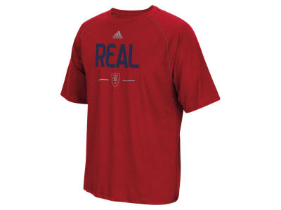 Real Salt Lake adidas MLS Authentic Graphic T-Shirt
